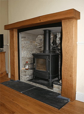 fireplace installation service wales